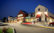 St Louis Commercial Architectural Twilight Photography